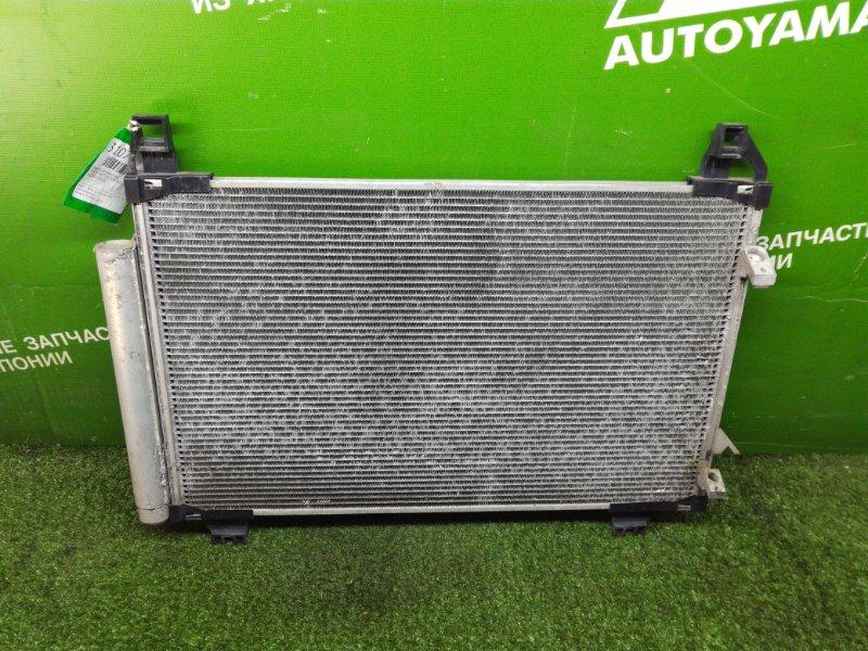 Радиатор кондиционера Toyota Ractis NCP100 1NZFE (б/у)