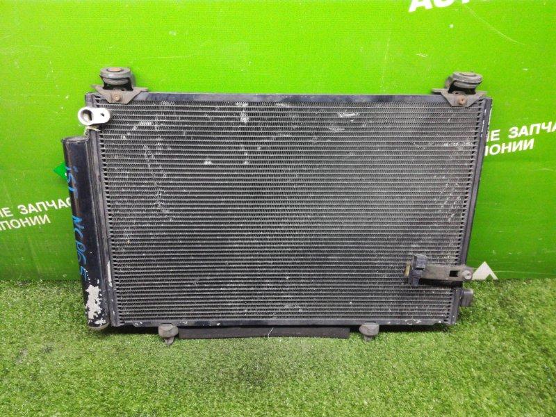 Радиатор кондиционера Toyota Ist NCP60 1NZFE (б/у)