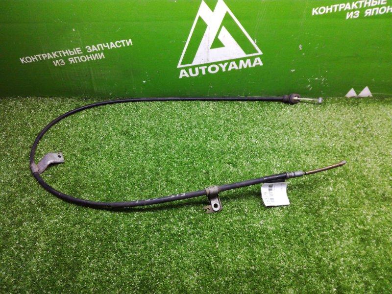 Трос ручника Honda Fit GD1 L13A задний левый (б/у)