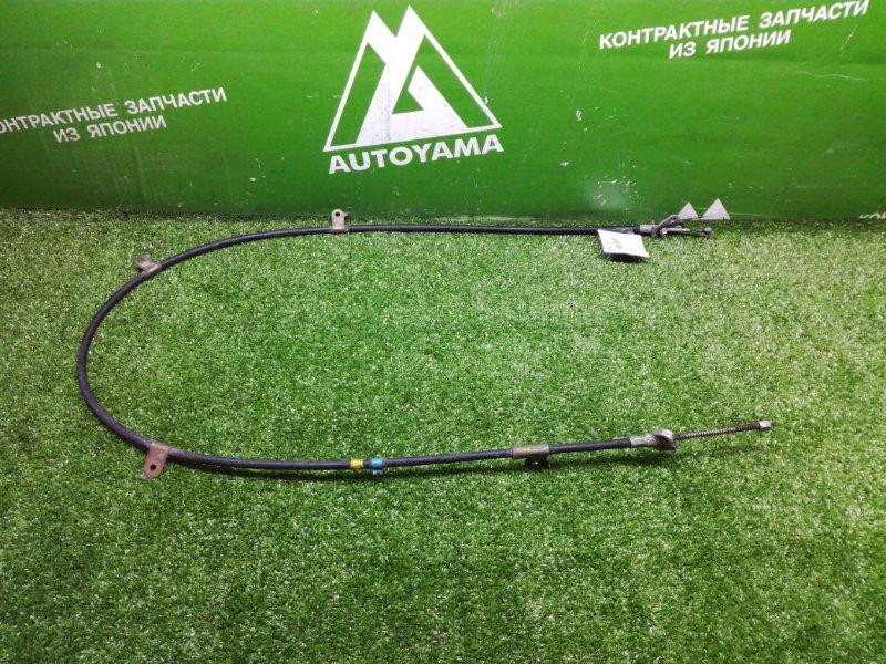 Трос ручника Toyota Passo KGC10 левый (б/у)