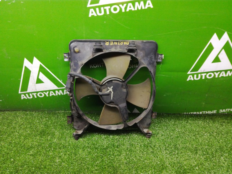 Вентилятор радиатора Honda Partner EY7 D15B (б/у)