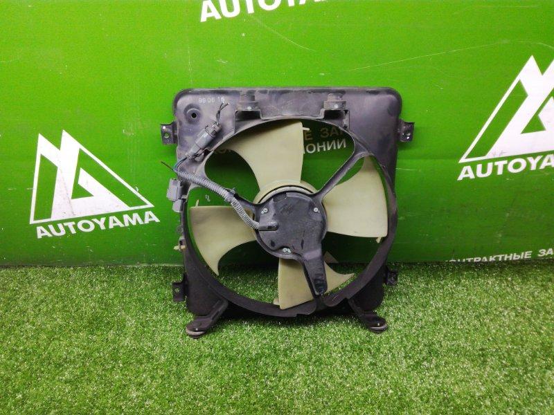 Вентилятор радиатора Honda Capa GA4 D15B (б/у)