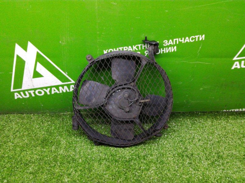 Вентилятор радиатора Toyota Carina AT170 (б/у)