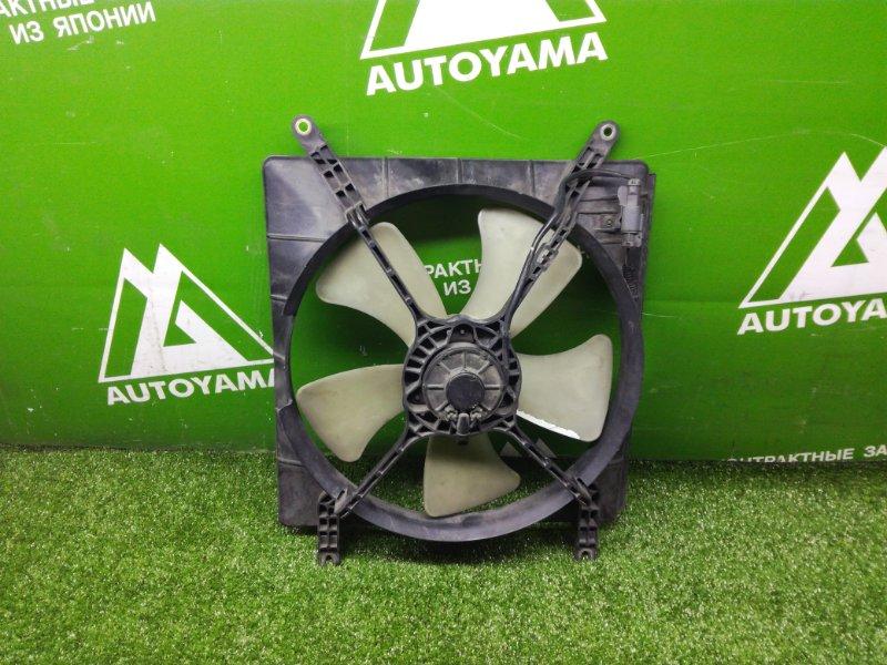 Вентилятор радиатора Honda Stepwgn RF1 B20B (б/у)