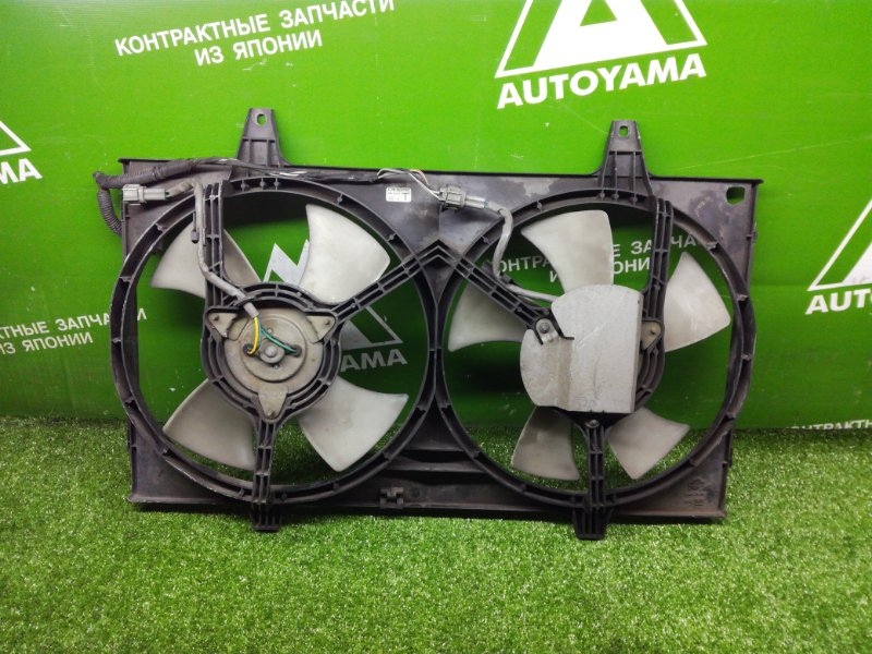 Вентилятор радиатора Nissan Cefiro A32 VQ20DE (б/у)