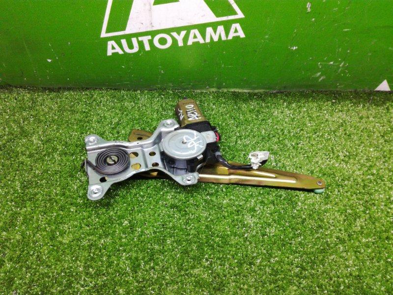 Стеклоподъемник Toyota Sprinter AE110 4AFE задний левый (б/у)