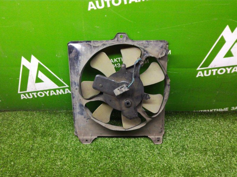 Вентилятор радиатора Toyota Rav4 SXA11 3SFE (б/у)