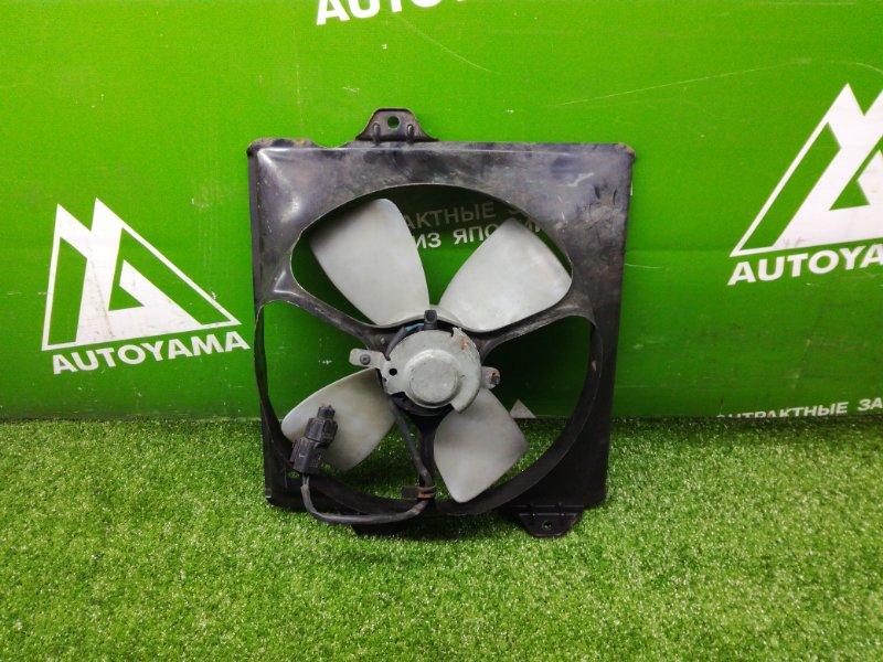 Вентилятор радиатора Toyota Carina AT210 3SFE (б/у)
