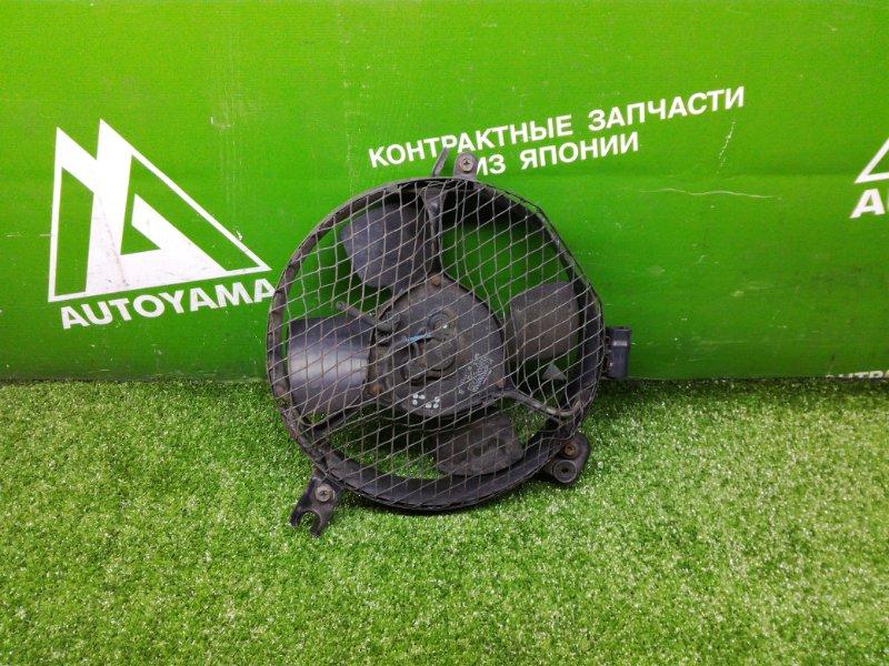 Вентилятор радиатора Toyota Sprinter Carib AE95 4AFE (б/у)