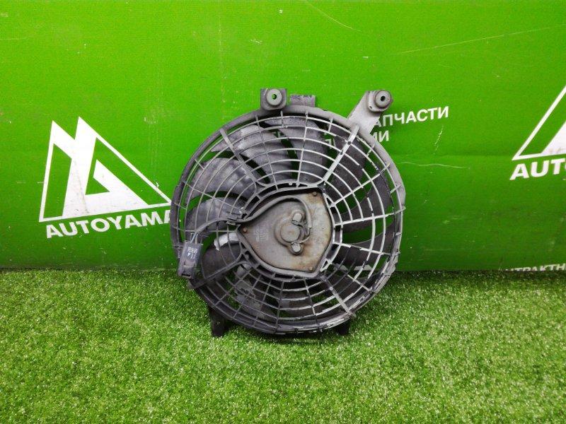 Вентилятор радиатора Toyota Corolla AE100 4AFE (б/у)