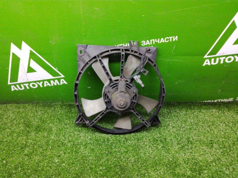 Вентилятор радиатора Mazda Demio DW3W B3 (б/у)