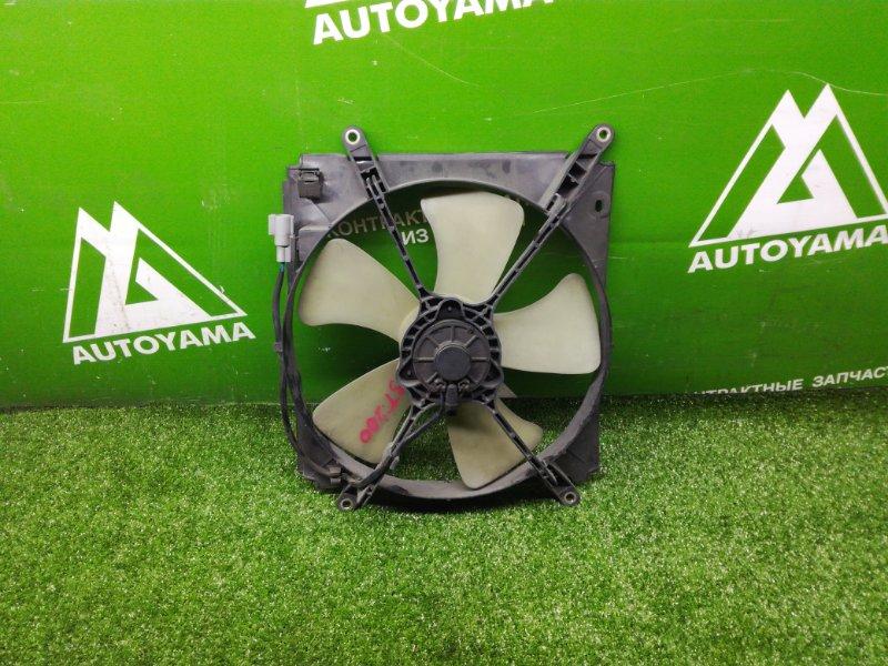 Вентилятор радиатора Toyota Carina Ed ST202 3SFE (б/у)