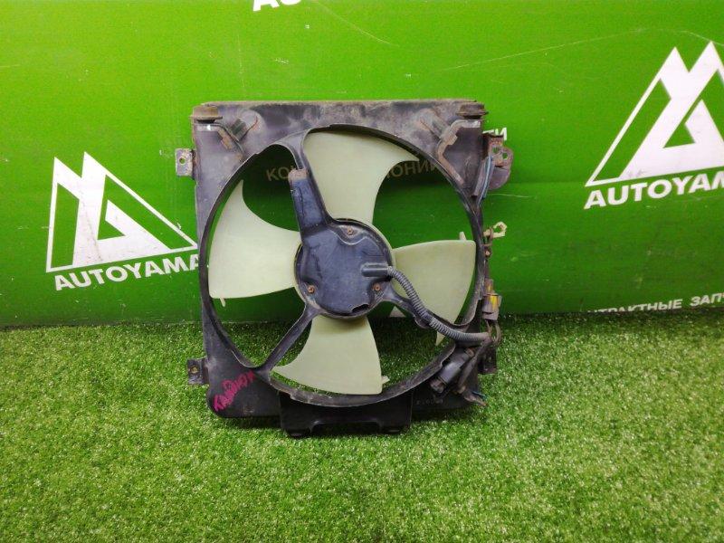 Вентилятор радиатора Honda Hr-V GH2 D16A (б/у)