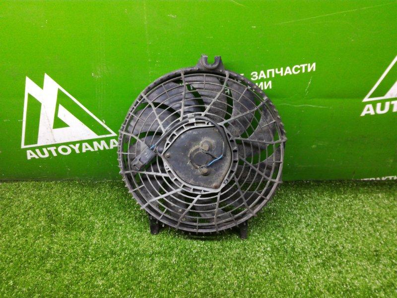 Вентилятор радиатора Toyota Corolla Spacio AE111 4AFE (б/у)