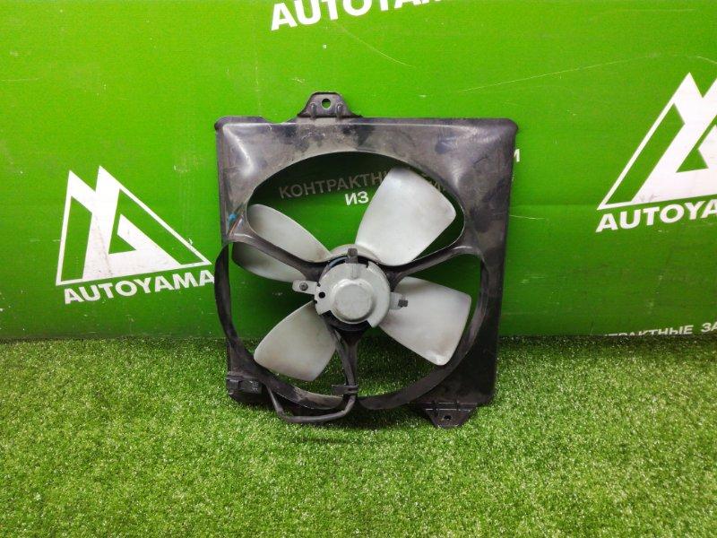 Вентилятор радиатора Toyota Carina AT210 7AFE (б/у)