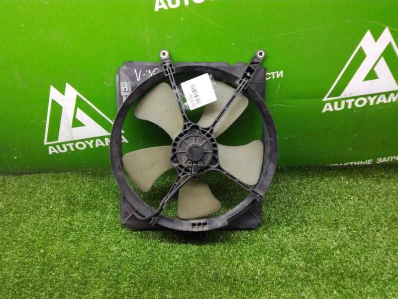 Вентилятор радиатора Toyota Camry SV30 3SFE (б/у)
