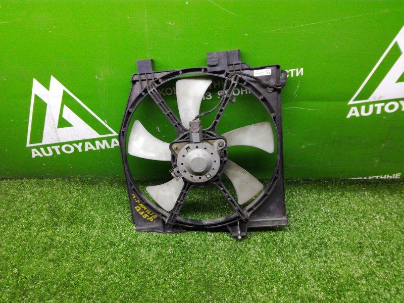 Вентилятор радиатора Mazda Familia BJ5P FPDE (б/у)