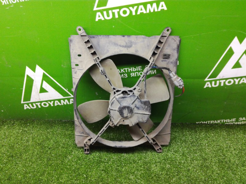 Вентилятор радиатора Toyota Camry Gracia SXV20 5SFE (б/у)