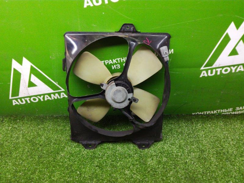 Вентилятор радиатора Toyota Camry SV40 3SFE (б/у)