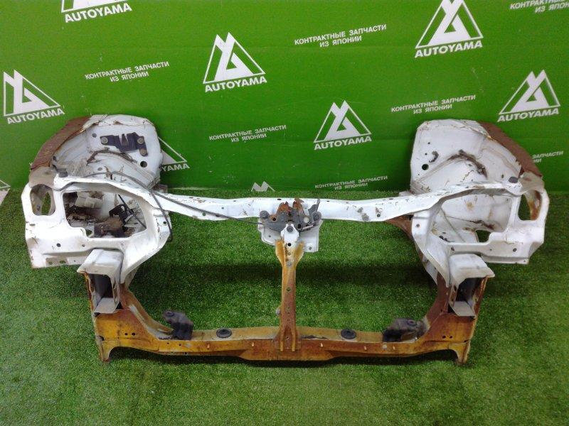 Рамка радиатора Nissan Wingroad Y11 QG15DE (б/у)