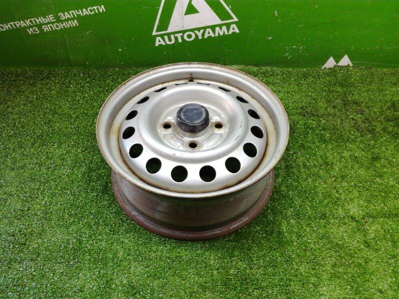 Диск штампованный Toyota (б/у)