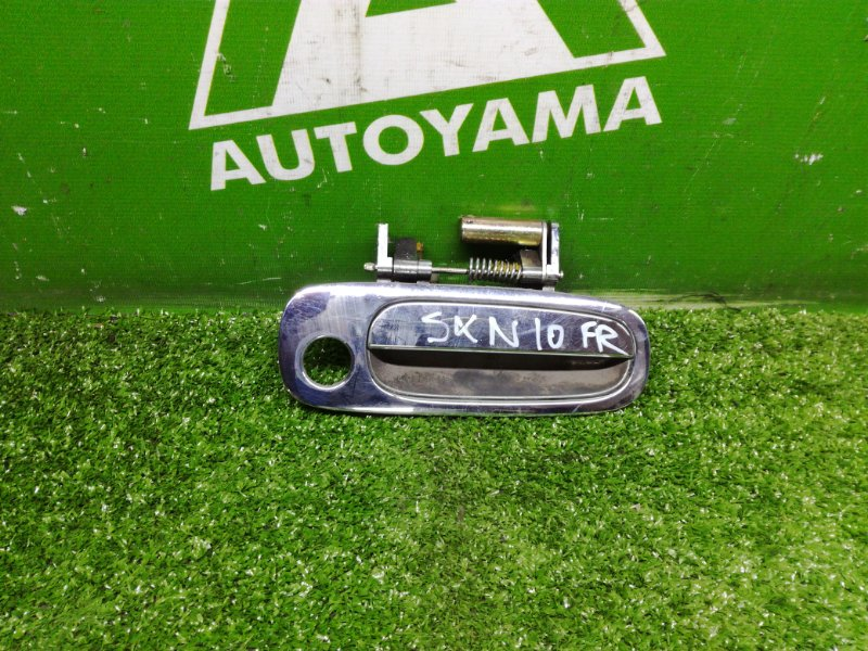 Ручка двери внешняя Toyota Nadia SXN10 3SFE передняя правая (б/у)