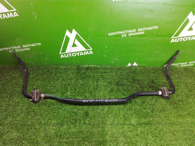Стабилизатор поперечной устойчивости Toyota Avensis AZT250 1AZFSE задний (б/у)