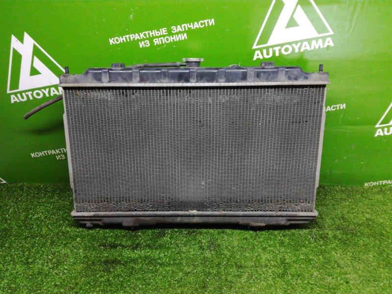 Радиатор двс Nissan Sunny FB15 QG15DE (б/у)