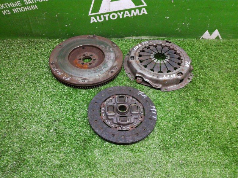 Сцепление Toyota Corona AT190 7AFE (б/у)
