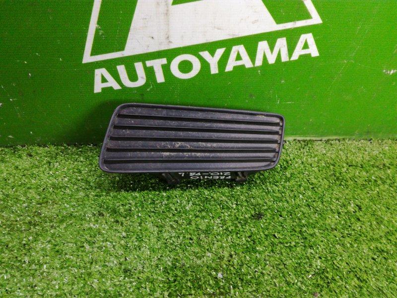 Заглушка бампера Toyota Corona Premio ST210 3SFE левая (б/у)