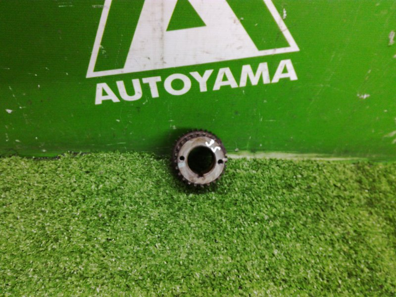 Шестерня коленвала Toyota Rav4 SXA11 3SFE (б/у)