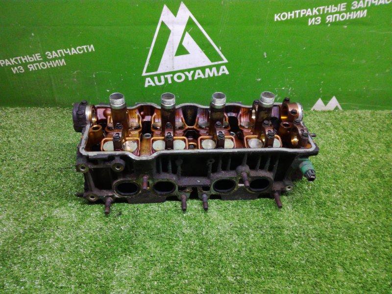 Головка блока цилиндров Toyota Rav4 SXA11 3SFE (б/у)