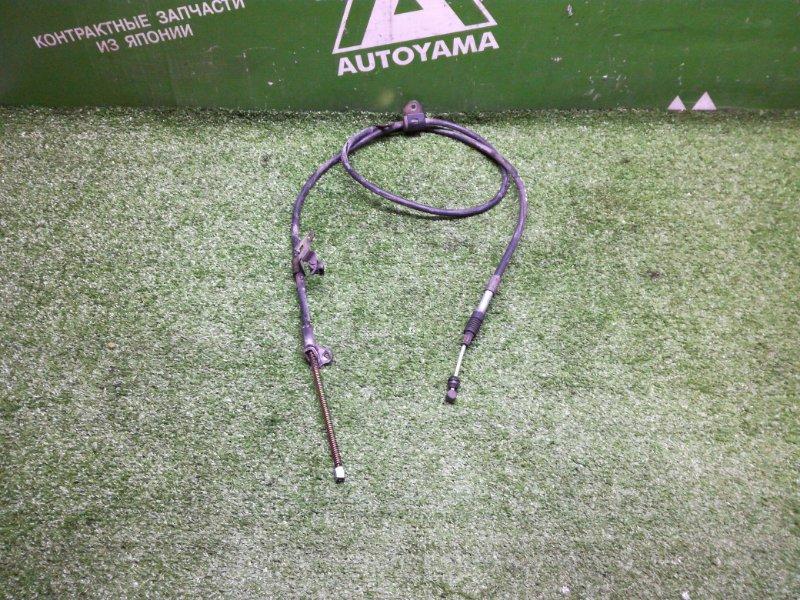 Трос ручника Toyota Opa ZCT10 1ZZFE 2003 задний правый (б/у)