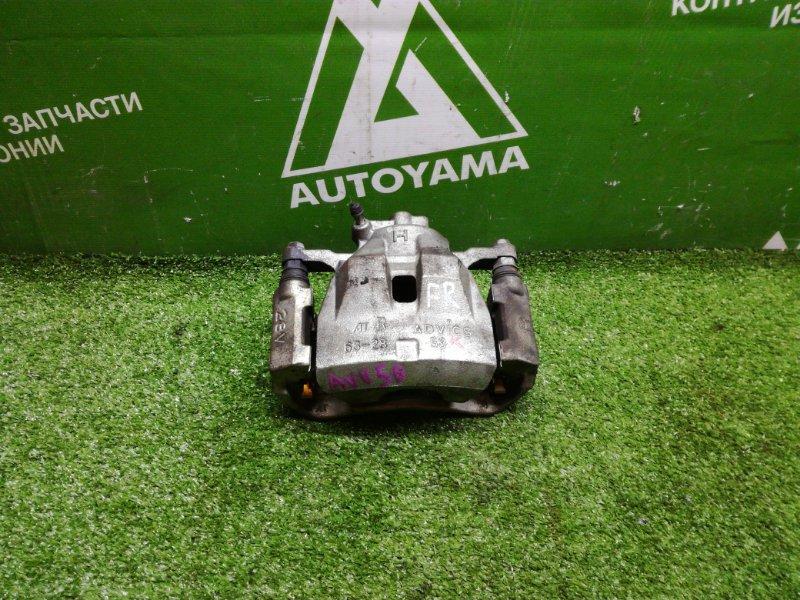 Суппорт Toyota Camry AVV50 2ARFXE 2012 передний правый (б/у)