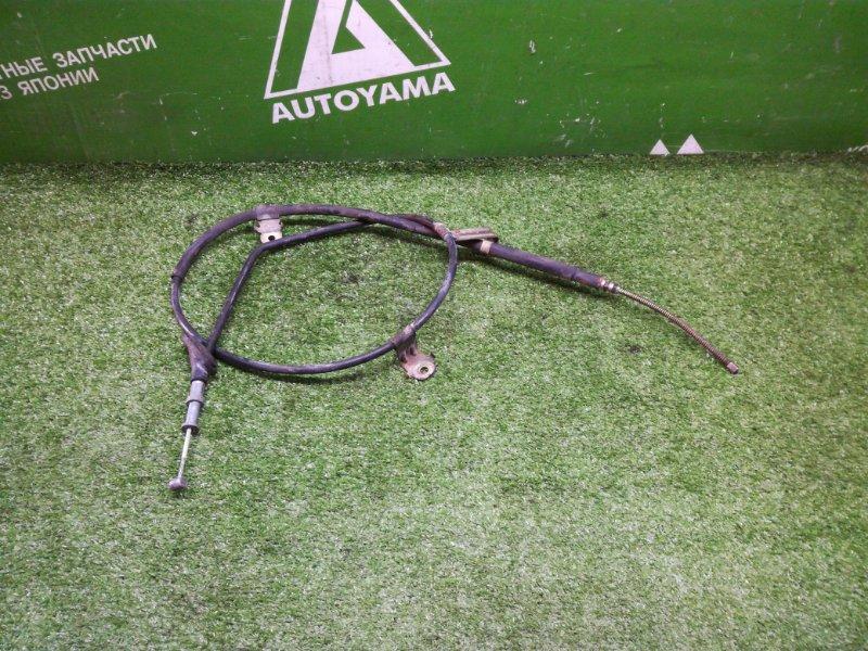 Трос ручника Subaru Legacy BP5 EJ204DTAJE задний правый (б/у)