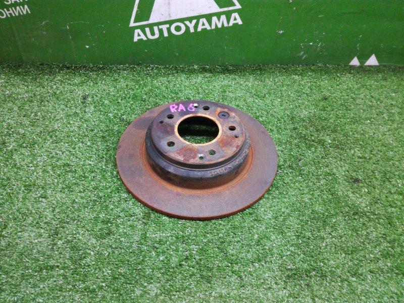 Тормозной диск Honda Odyssey RA6 F23A задний (б/у)