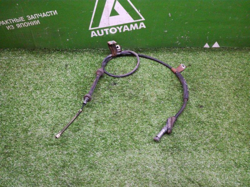 Трос ручника Honda Civic EK3 D15B задний левый (б/у)