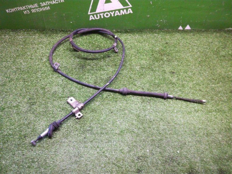 Трос ручника Honda Odyssey RA6 F23A задний левый (б/у)