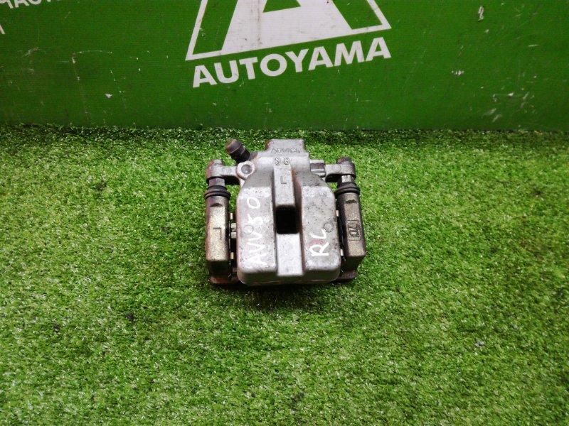 Суппорт Toyota Camry AVV50 2ARFXE 2012 задний левый (б/у)