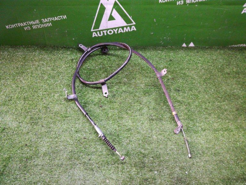 Трос ручника Nissan Serena C26 MR20DD задний правый (б/у)