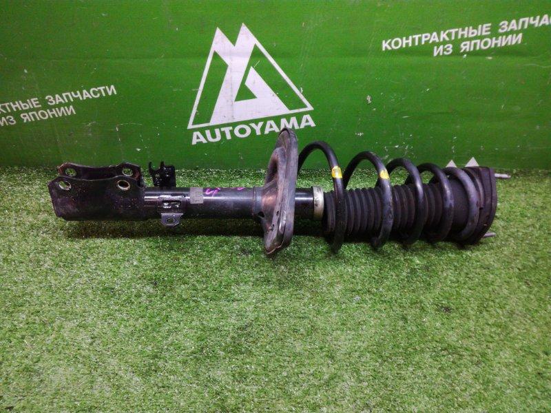 Стойка подвески Toyota Camry AVV50 2ARFXE 2012 задняя левая (б/у)