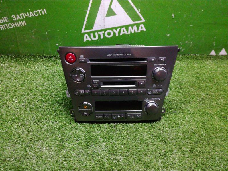 Блок управления климат-контролем Subaru Legacy BP5 EJ204DTAJE (б/у)