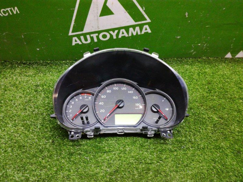 Щиток приборов Toyota Vitz NCP131 1NZFE 2011 (б/у)