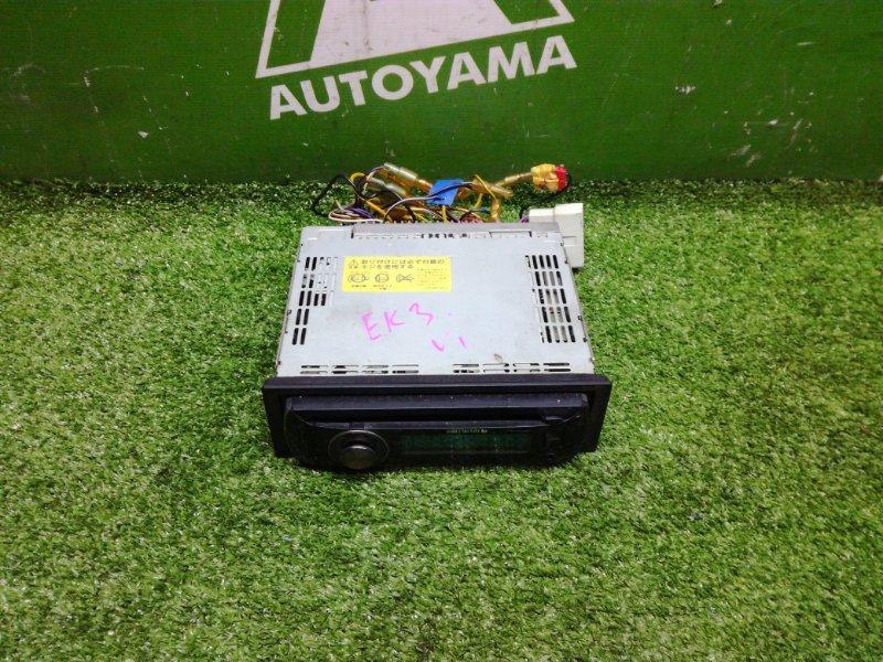 Магнитола Honda Civic EK3 D15B (б/у)