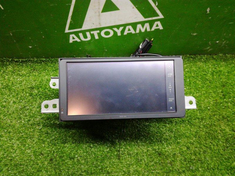 Магнитола Toyota Vitz NCP131 1NZFE 2011 (б/у)