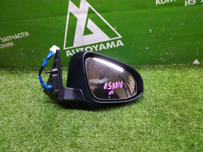 Зеркало Toyota Camry AVV50 2ARFXE 2012 правое (б/у)