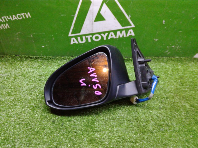 Зеркало Toyota Camry AVV50 2ARFXE 2012 левое (б/у)