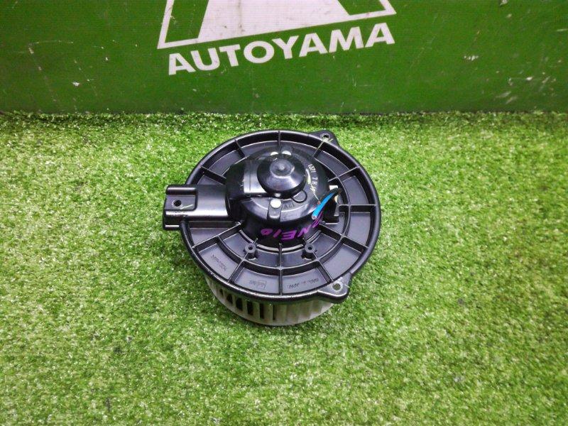 Мотор печки Toyota Wish ZNE10 1ZZFE 2006 (б/у)