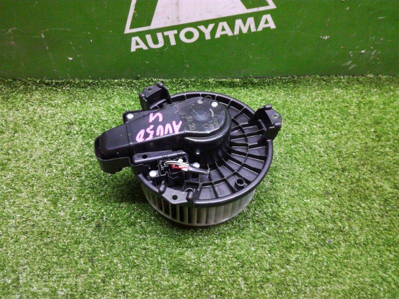 Мотор печки Toyota Camry AVV50 2ARFXE 2012 (б/у)