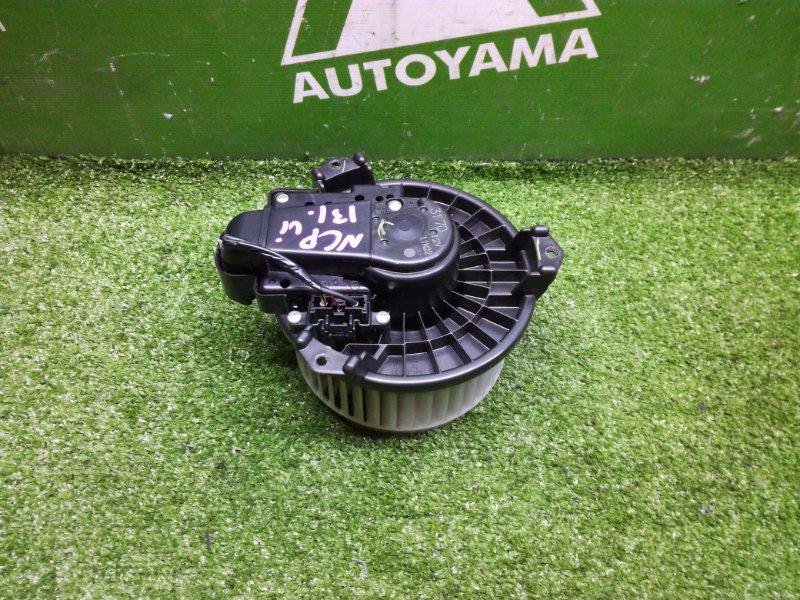 Мотор печки Toyota Vitz NCP131 1NZFE 2011 (б/у)